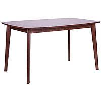 Стол обеденный раздвижной Орлеан 1350(1600)*900*750 орех светлый, TM AMF