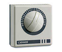 Механический комнатный термостат Cewal RQ-01