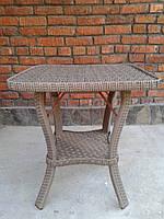 Столик из ротанга Кв65кс