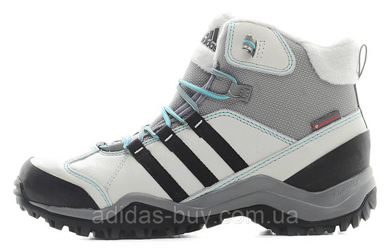 Ботинки женские adidas Winterhiker Climawarm оригинал зимние