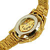 Мужские механические часы Winner Timi Skeleton Gold WS-102, КОД: 313192 - Фото