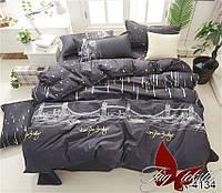 Семейный комплект постельного белья с Мостом, Ранфорс