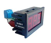 Вольтметр переменного тока В-0,56-F (25-400V) в корпусе