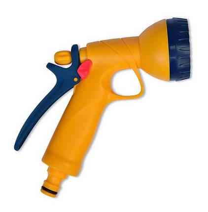 Пістолет для поливу Verano пластиковий 6 режимів (72-002), фото 2