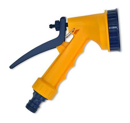 Пістолет для поливу Verano пластиковий 5 режимів (72-005), фото 2