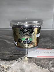 Турецькі в'ялені оливки в маслі Oncu Siyah Zeytin 180 грм