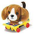 Скейтборд для игры с плюшевыми игрушками The Happy's Pets Plush, фото 2