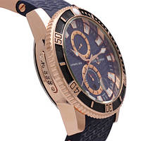 Мужские часы Ulysse Nardin Maxi Marine Diver механика с автоподзаводом