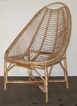Кресло плетеное Гамак. Размеры можно изменять. Кресло из лозы.