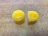 Втулка стабілізатора Газель (поліуретан), фото 2