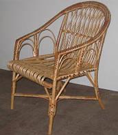 Кресло плетеное Дачное. Размеры можно изменять. Под кресло также возможно сделать диван.