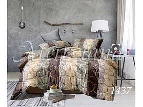 """Комплект полуторного постельного белья микрофибра арт. 1437 """"Merryland"""""""