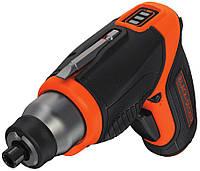 Отвертка аккумуляторная Black&Decker CS3653LC 3.6 В