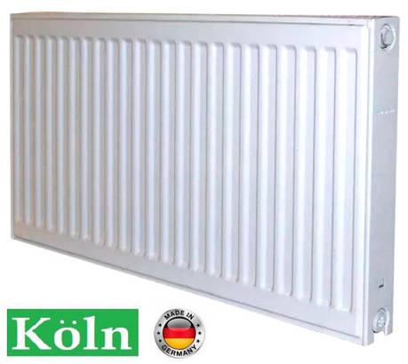 Стальной радиатор Koln 500/1100 тип 22, фото 2