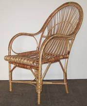 Кресло плетеное К-8. Размеры можно изменять. Под кресло также возможно сделать диван.