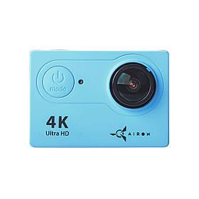 Видеокамера AIRON ProCam 4K Blue 4822356754451, КОД: 194750