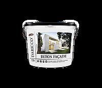 "Daricco ""Beton Facade"" Фасадная штукатурка под бетон 15кг."
