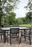 Набор садовой мебели Florence Set Grey ( серый ) ( Allibert by Keter ), фото 2