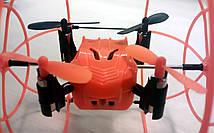 Радиоуправляемый квадрокоптер Helic Max Sky Walker 1336 3D ролловер коптер, фото 3