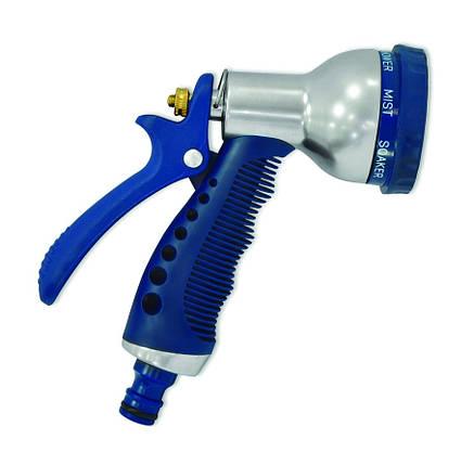 Пістолет для поливу Verano плавне регулювання 7 режимів (72-027), фото 2