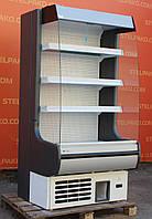 Холодильный регал «Росс Modena» 1 м. (Украина), отличное состояние, Б/у, фото 1