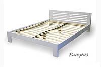 Деревянная кровать Каприз