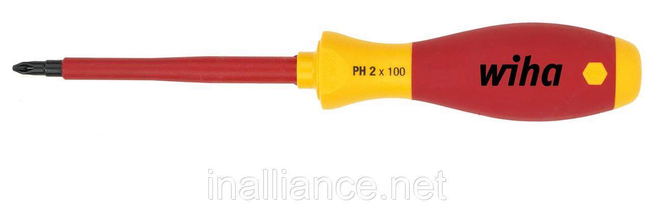 Отвертка PH3 х 150 мм SoftFinish electric Wiha 00849