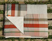 BRICK HEMP стеганое одеяло-покрывало ТМ DEVOHOME 200х220 см