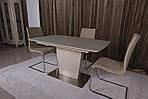 Стол Chicago 120 (Чикаго), капучино (Бесплатная доставка), Nicolas, фото 7