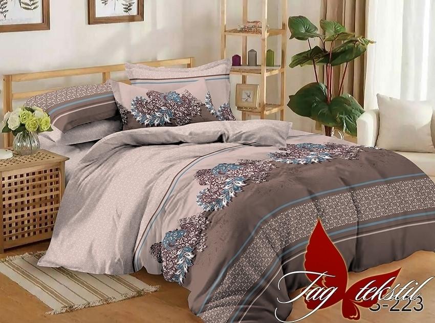 Семейный комплект постельного белья, Люкс-сатин