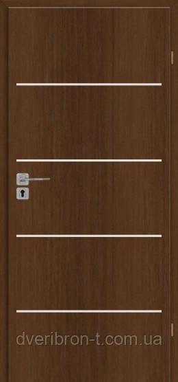 Двері Брама 2.8 горіх карпатський