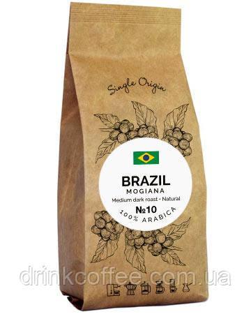Кава Brazil Mogiana, 100% Арабіка, 1кг