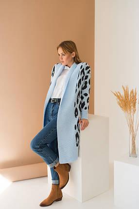 Пальто с принтом «Лео», фото 2