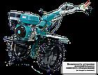 Культиватор Konner&Sohnen KS 13HP-1350BG-3 (колеса 40х8), фото 9