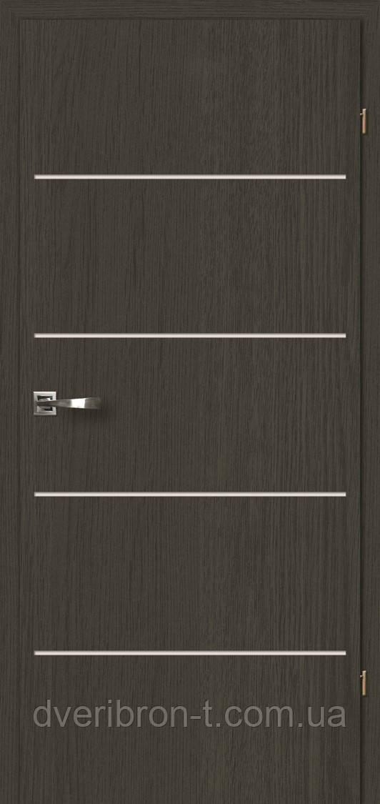 Двері Брама 2.8 дуб антрацит