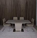 Стол Chicago 120 (Чикаго), мокко (Бесплатная доставка), Nicolas, фото 9