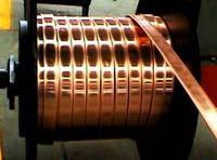 Медная шина М1 2х20 мм