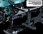 Культиватор Konner&Sohnen KS 13HP-1350BG-3 (колеса 50х12), фото 4