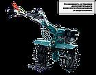 Культиватор Konner&Sohnen KS 13HP-1350BG-3 (колеса 50х12), фото 5