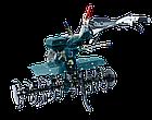 Культиватор Konner&Sohnen KS 13HP-1350BG-3 (колеса 50х12), фото 7