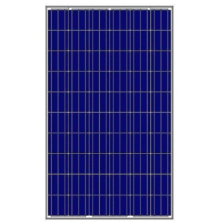 Сонячна панель (полікристал) Risen RSM60-6-280P,  5ВВ