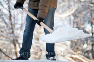 Уборка, вывоз снега Киев (044) 531 88 75