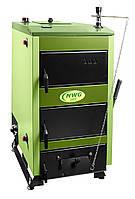 Твердотопливный котел SAS NWG 42 kW