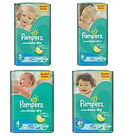 Подгузники Pampers Active Baby, фото 1