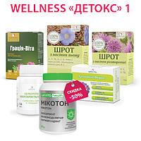 Программа похудения и очистки Wellness Детокс  Шаг 1