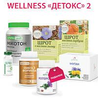 Программа похудения и очистки от токсинов Wellness Детокс  Шаг 2