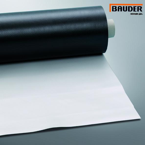Кровельная ТПО мембрана Bauder (Баудер) Термофин Ф 15