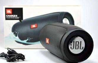 Портативна колонка JBL Charge 4 | Чорна, фото 2