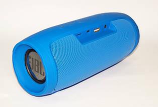 Портативная колонка JBL Charge 4   Синяя, фото 2