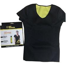 Футболка для похудения Hot Shapers | Фитнес футболка | Футболка с эффектом сауны, фото 2